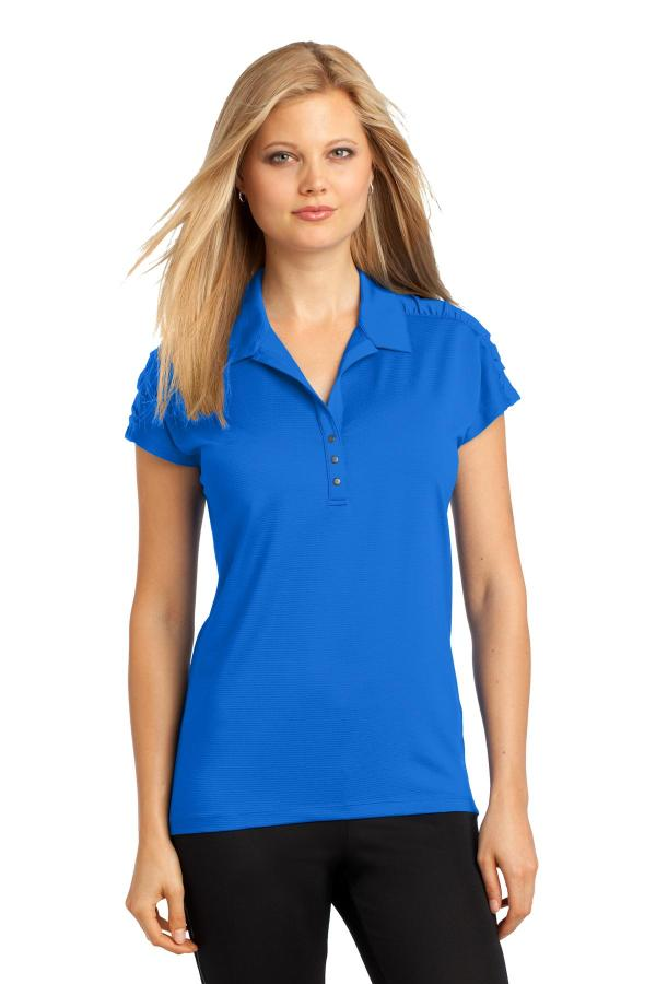 OGIO Ladies Linear Polo. LOG1030