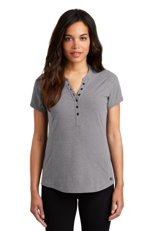 OGIO  Ladies Tread Henley. LOG136