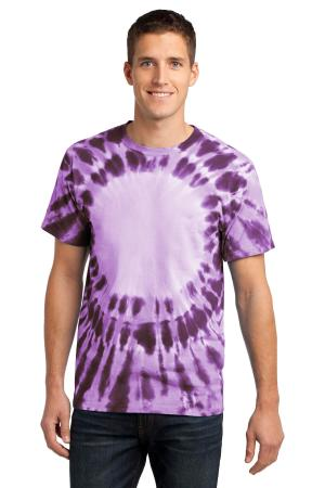 Port & Company -Window Tie-Dye Tee. PC149