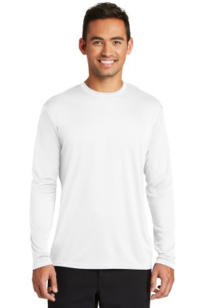 Port & Company  Long Sleeve Performance Tee. PC380LS