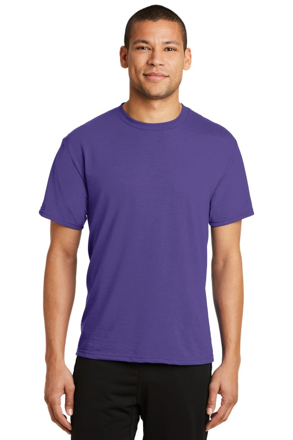 Port & Company Performance Blend Tee. PC381