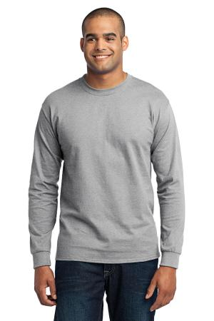 Port & Company - Long Sleeve Core Blend Tee. PC55LS