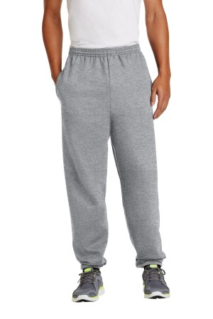 Port & Company - Essential Fleece Sweatpant with Pockets.  PC90P