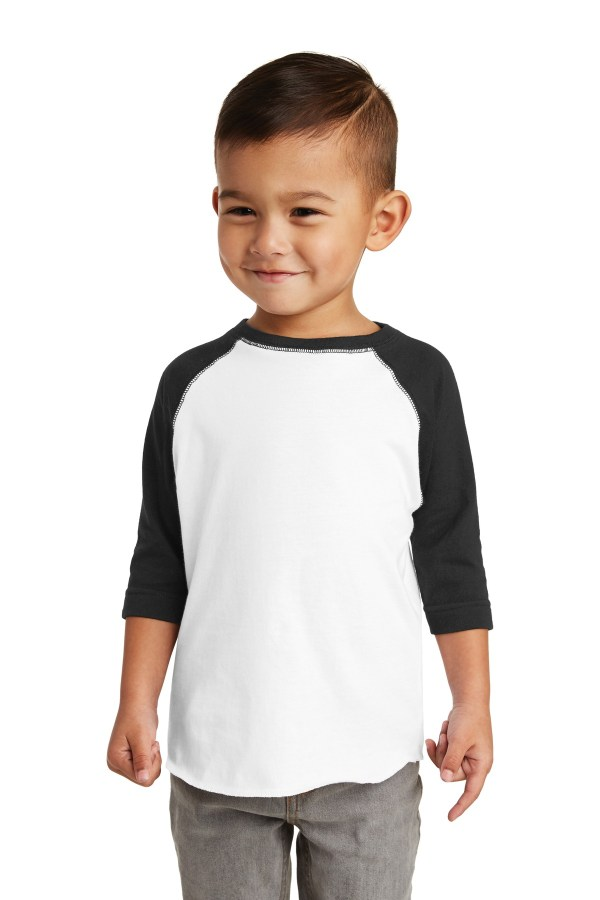 Rabbit Skins Toddler Baseball Fine Jersey Tee. RS3330