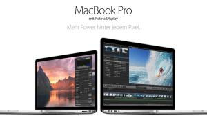 MacBook Pro Retina 2014. Quelle: Apple.