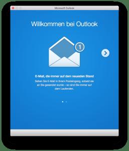 Willkommen bei Outlook 2016 für den Mac