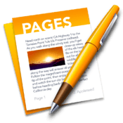 Pages iWork Icon. Quelle: Apple