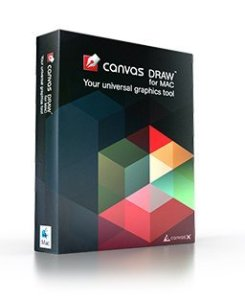 CanvasDraw Mac. Quelle: ACD Systems
