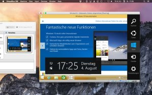 Windows 10 mit VirtualBox auf dem Mac installieren