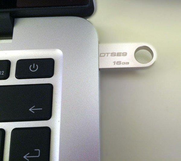 Die OS X Installation von einem USB-Stick hat viele Vorteile