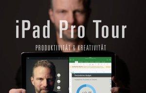 iPad Pro Tour von Apple, Adobe und ComLine. Quelle: ComLine