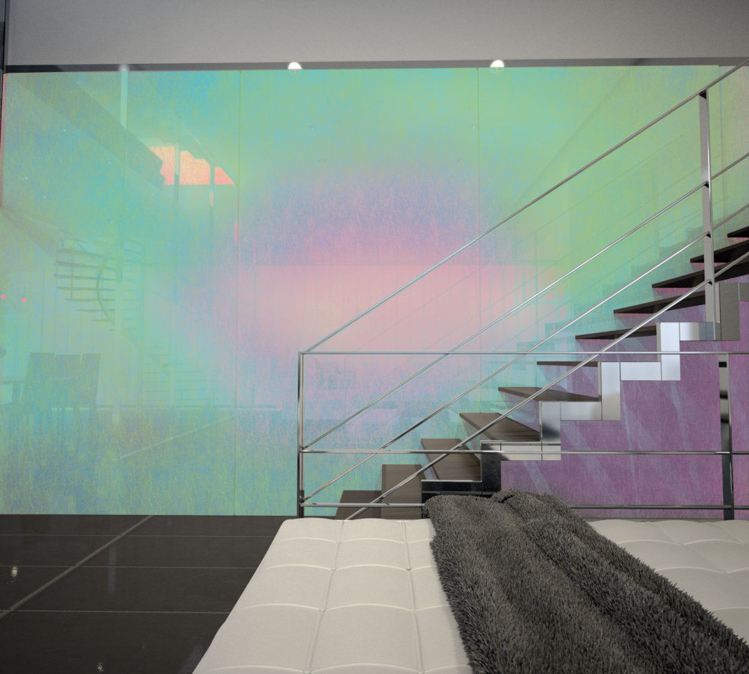 Bendheim Introduces Optichroic Architectural Dichroic Glass