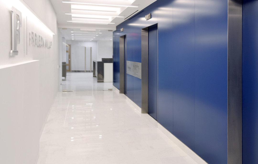 Friedman LLP  Bendheim Architectural Glass Project