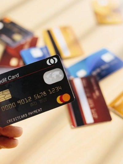 Choose credit card for building credit