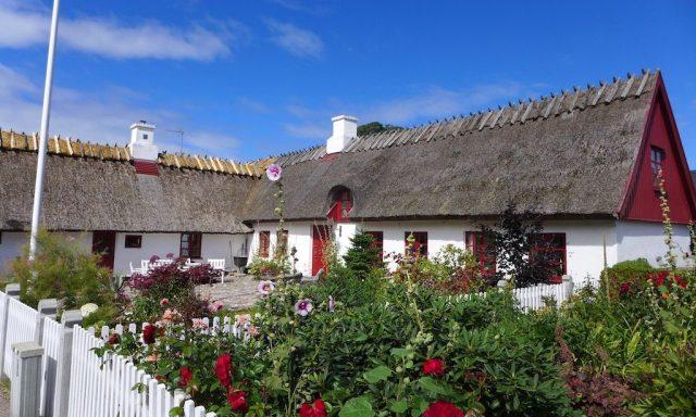 Wunderschönes Reetdachhaus in Gilleleje, typisch Dänisch