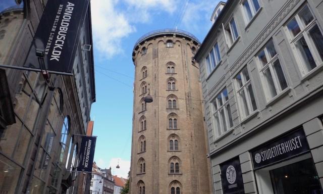 Der Rundetårn in Kopenhagen