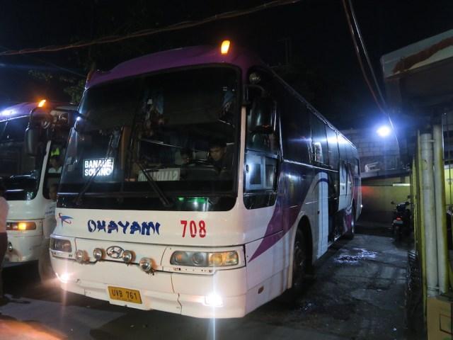 Ohayami Trans Nachtbus
