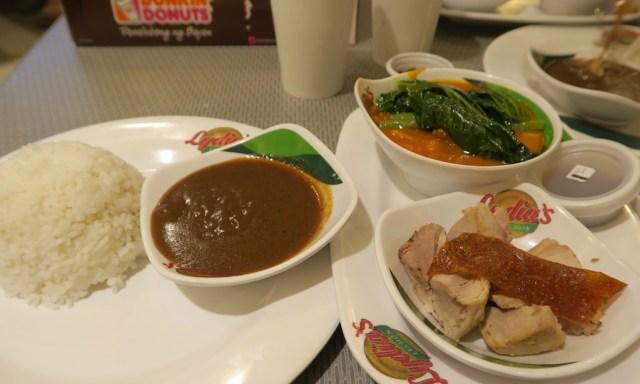 Lechon, Reis und mehr