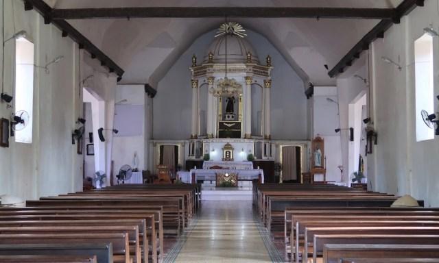 Die St. Francis Of Assisi Parish von Innen