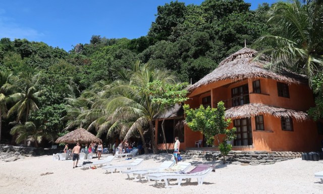 Das Apo Island Beach Resort