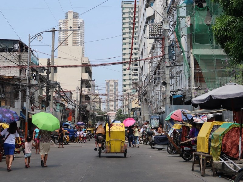 Goodbye Philippines – Last Day in Manila (Tag 25, 26 u. 27)