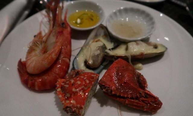 Seafood Spiral Restaurant