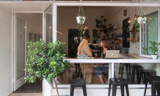 Das Molten Toffee in der Kloof Street