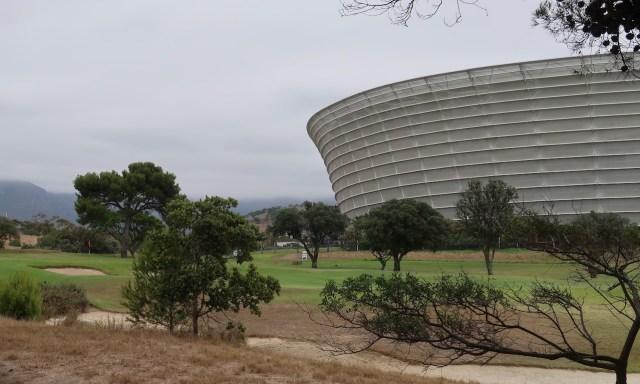 Das Capetown-Stadion