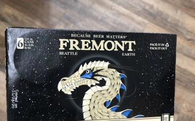 Fremont Dark Star Imperial Oatmeal Stout