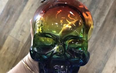 New Liquor – Crystal Head Pride…