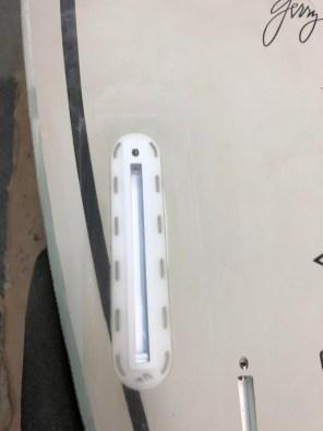 Repair-fin-box-GL-Surftech-RiverBoat