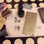 Nail Stamper Priming