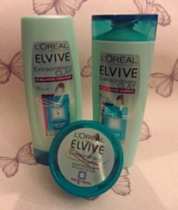 L'Oreal Elvive Clay