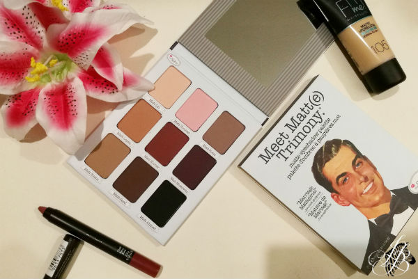 TheBalm: Meet Matt(e) Trimony