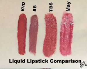 The Body Shop Liquid Lipstick