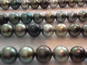 非常に面白いタヒチ真珠をセレクト!
