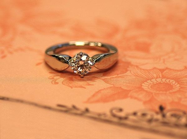 【カスタマイズ例】手にできないと思っていた憧れのダイヤモンドクオリティーが現実となる。