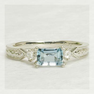 誕生石 婚約指輪 5万円以下 オススメ 3