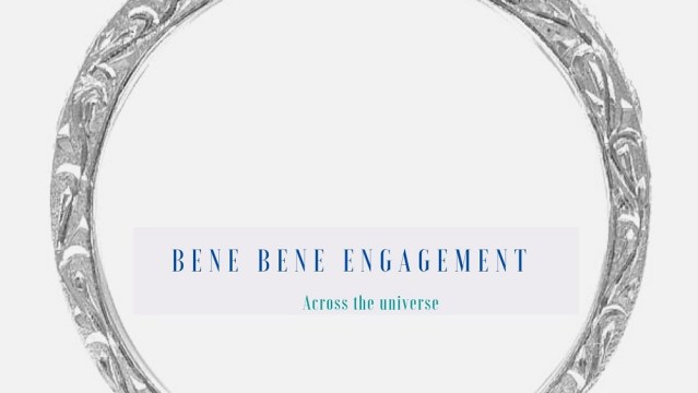 Bene Bene Engagement Jewelry -Across the Universe-