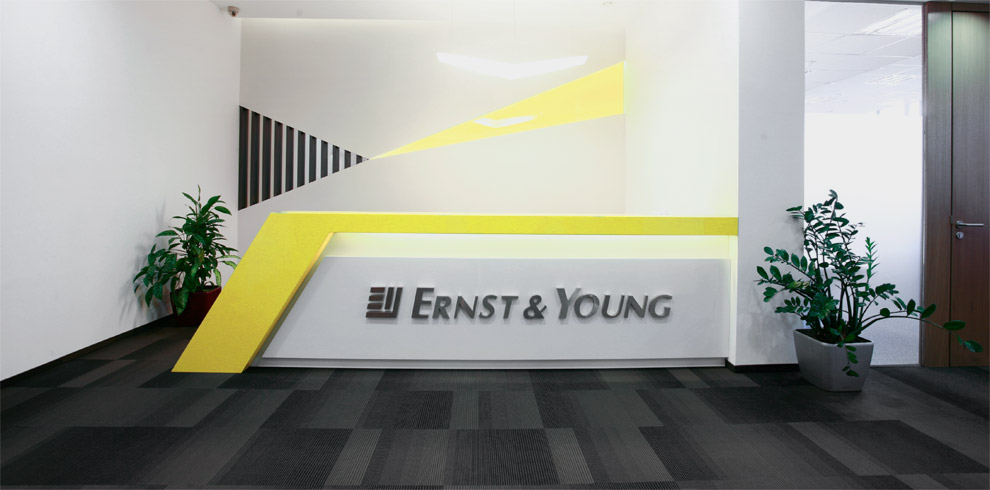 Ernst  Young  Bene Office Furniture