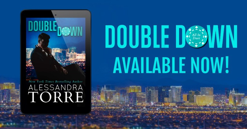 DOUBLE DOWN AVAILABLE NOW