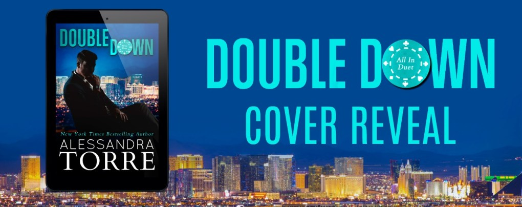 Double Down cover reveal banner