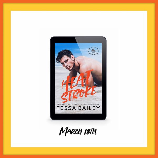 Heat Stroke Cover Reveal 1