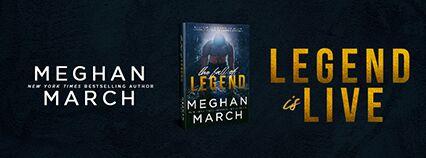 Legend is live banner