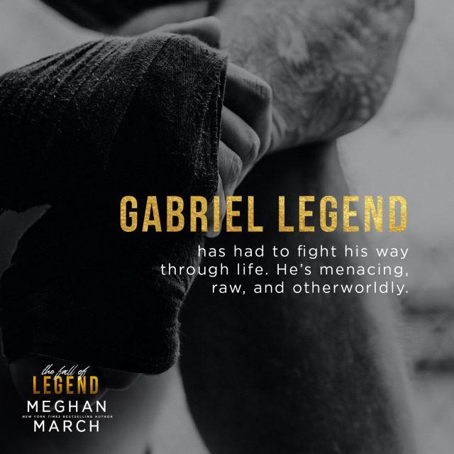 legend fight teaser