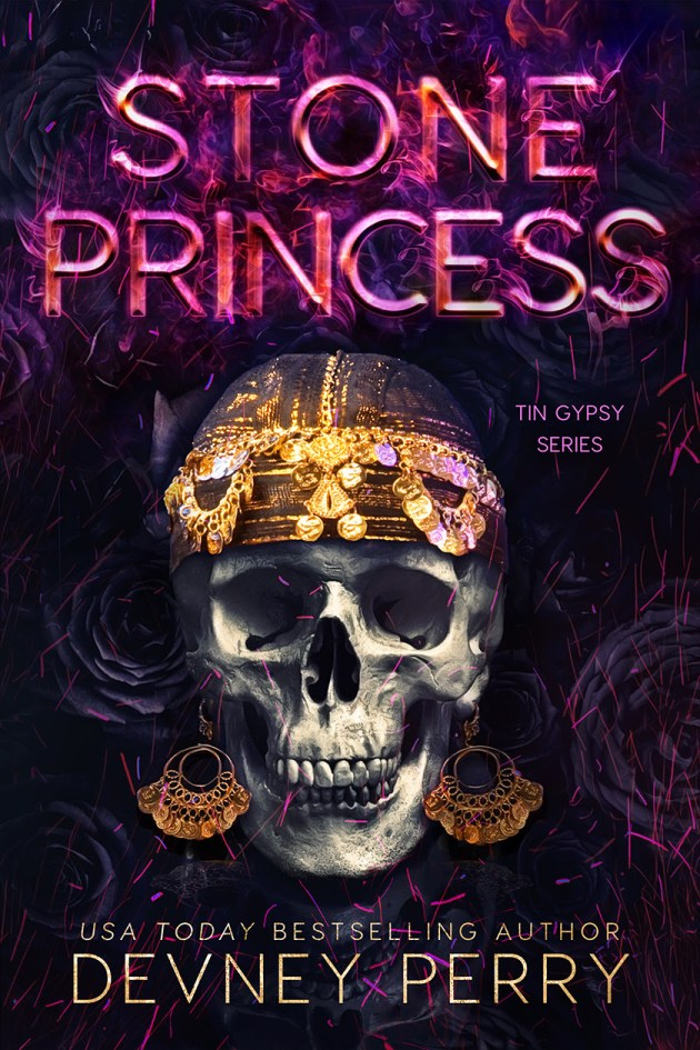 Stone Princess cover
