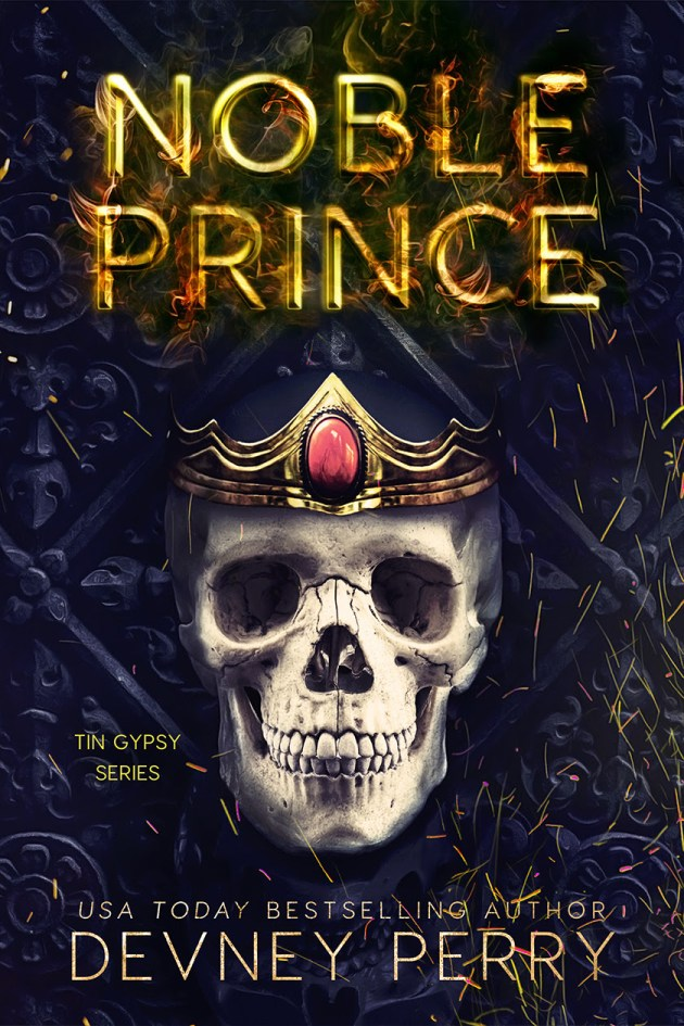 NoblePrince cover