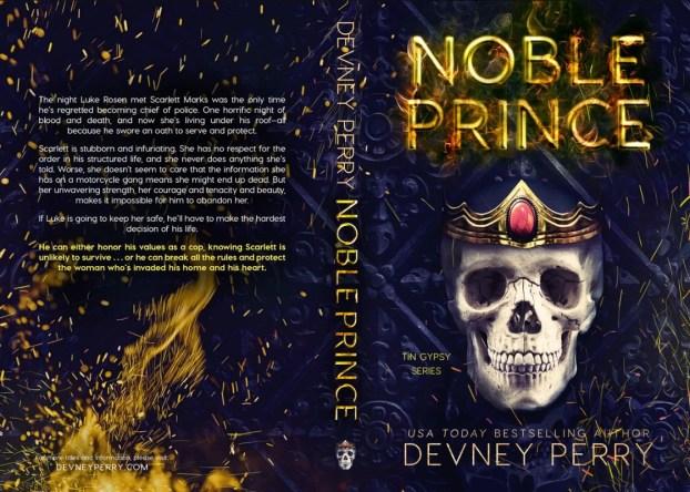 NoblePrince fulljacket