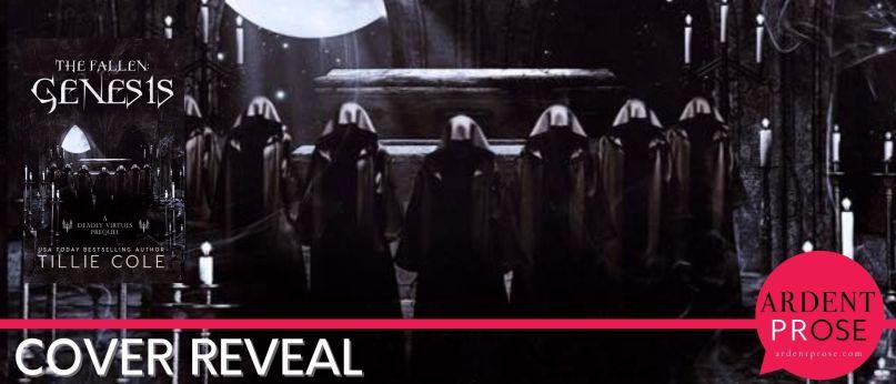 Genesis Cover Reveal