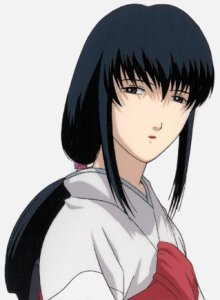 Tomoe Rurouni Kenshin